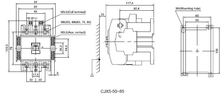 CJX5-50-85