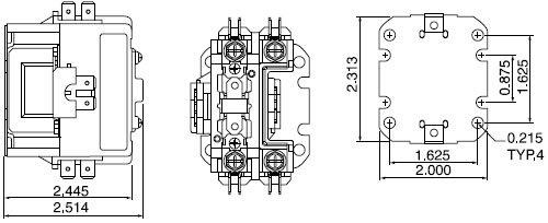 CJX9 Air Condition AC Contactor